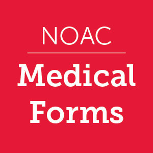 NOAC Medical Form Due Date Fast Approaching