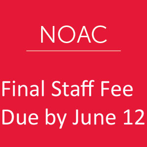 Staff Final Payment Due